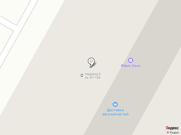 Крем на карте Братска