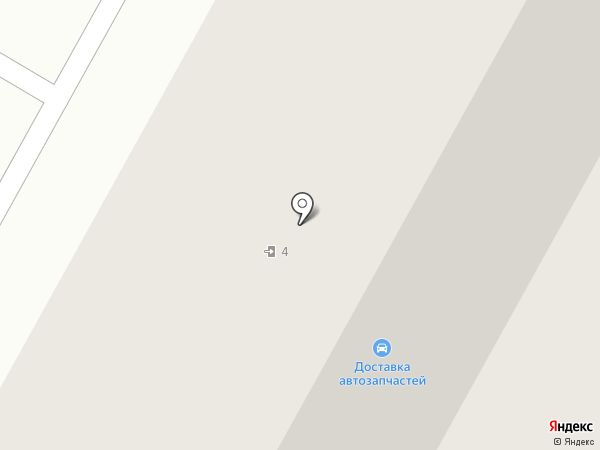 Авиационно-транспортное агентство на карте Братска