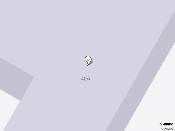 Средняя общеобразовательная школа №24 на карте Братска