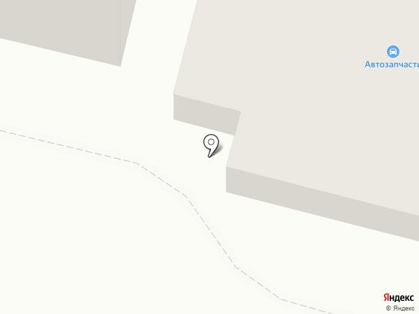 Магазин запчастей на карте Братска