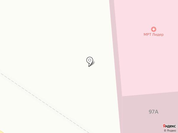 Мрт Лидер на карте Братска