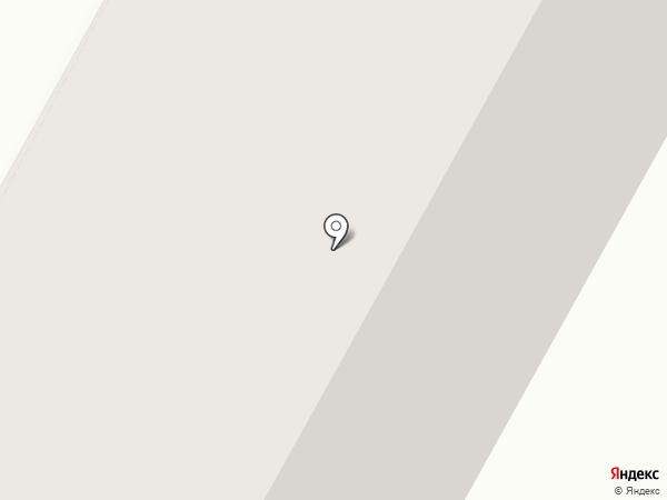 ЮАФ на карте Братска