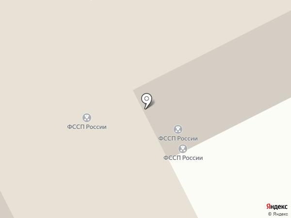 Братский межрайонный отдел судебных приставов по организации принудительного исполнения Управления Федеральной службы судебных приставов по Иркутской области на карте Братска