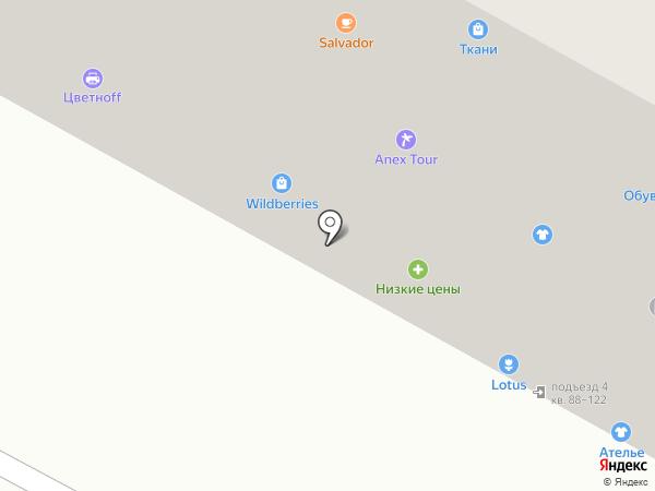 Подиум на карте Братска
