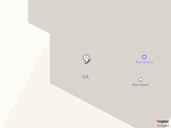 Каблучок на карте Братска