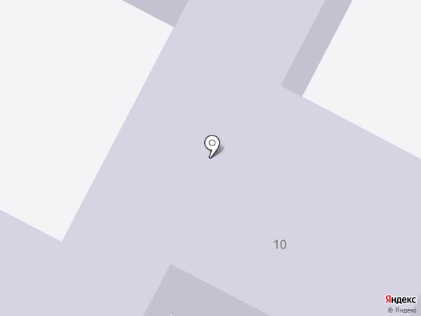 Детский сад №37, Подсолнушек на карте Братска