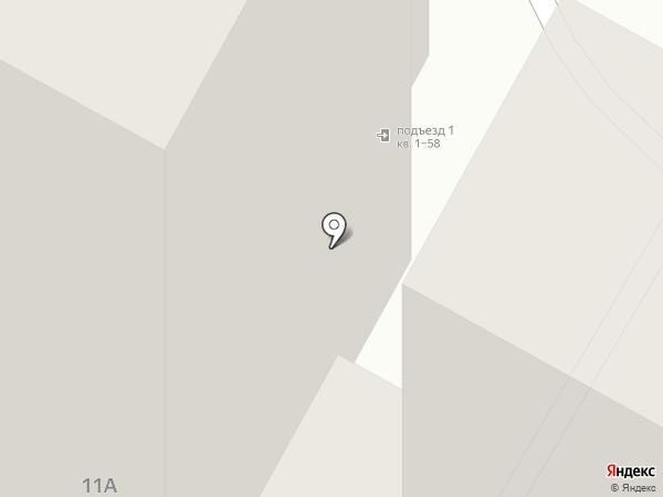 Гермес на карте Братска