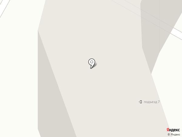 Корзинка на карте Братска