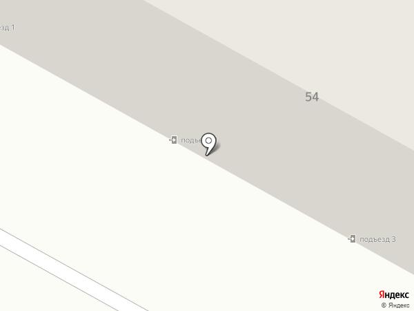 Милан на карте Братска