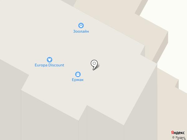 Добрый доктор на карте Братска