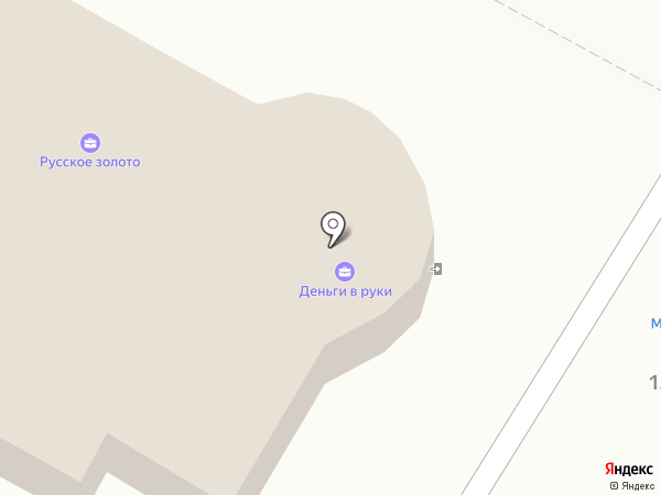 Русское золото на карте Братска