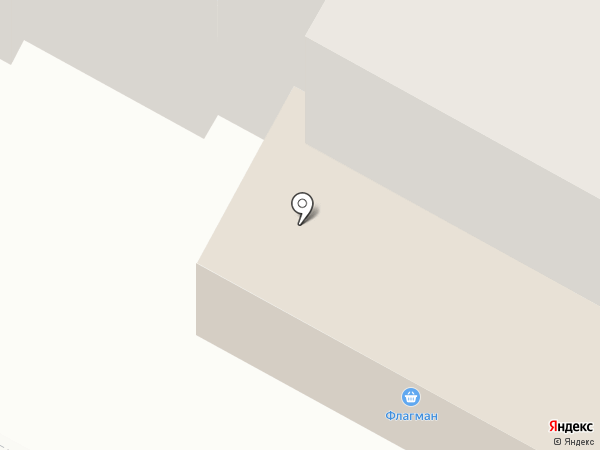 Сезан на карте Братска