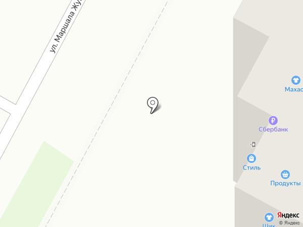 Магазин сантехники на карте Братска