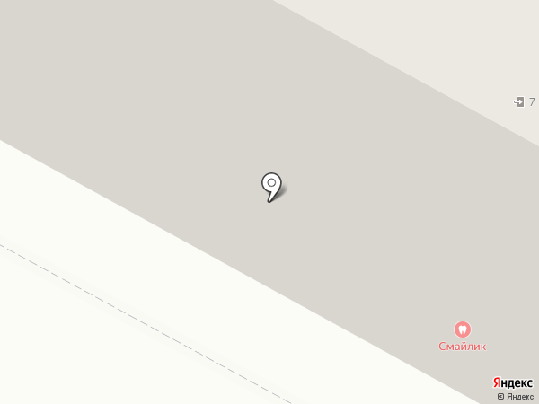 СМАЙЛиК на карте Братска