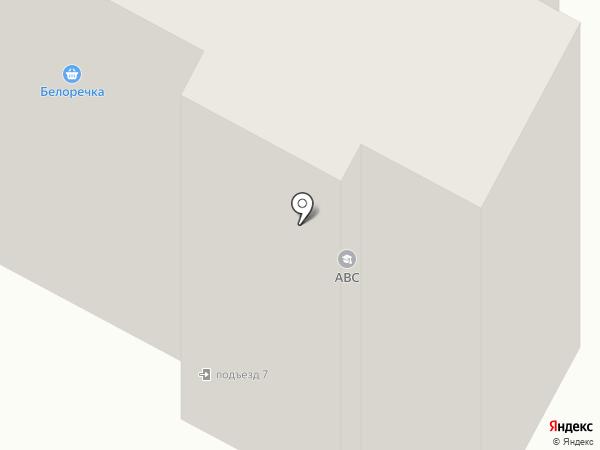 Сабо на карте Братска