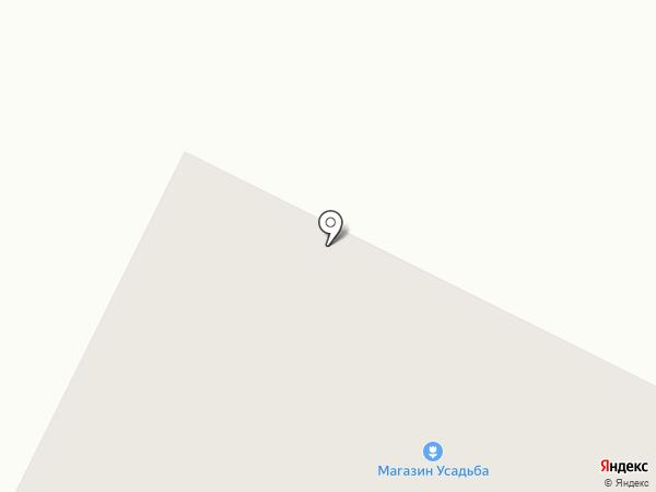 Усадьба на карте Братска