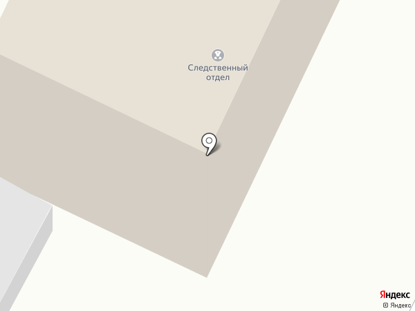 Следственный отдел по Падунскому району г. Братск на карте Братска