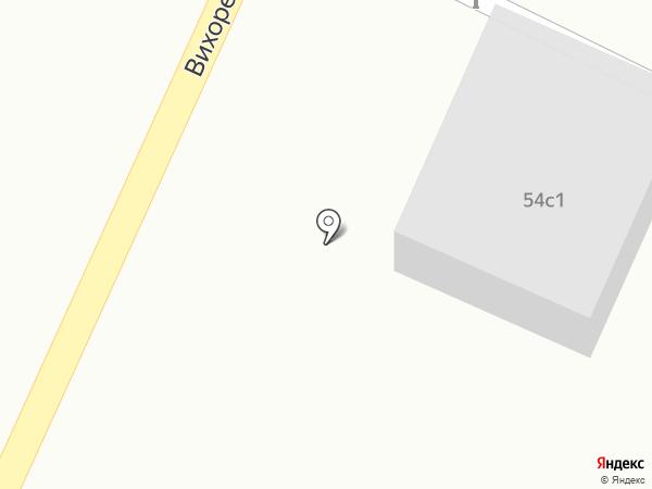 Барахолка на карте Братска