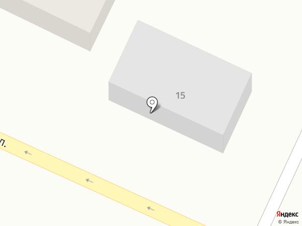 Золотая рыбка на карте Братска