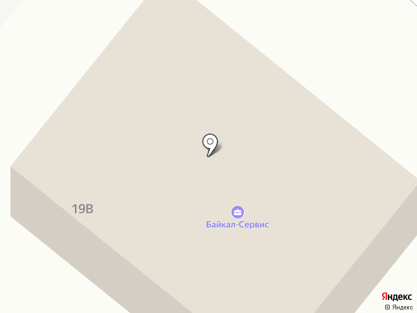 БДК на карте Братска