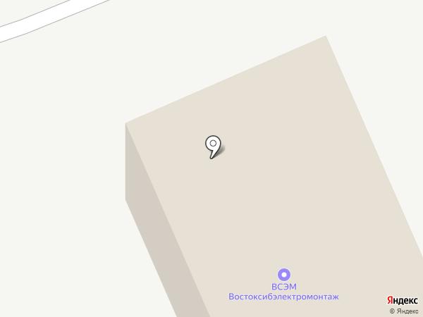 Наладчик на карте Братска