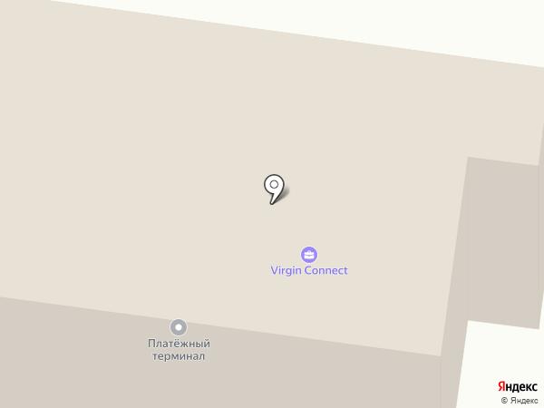 Копейка на карте Братска