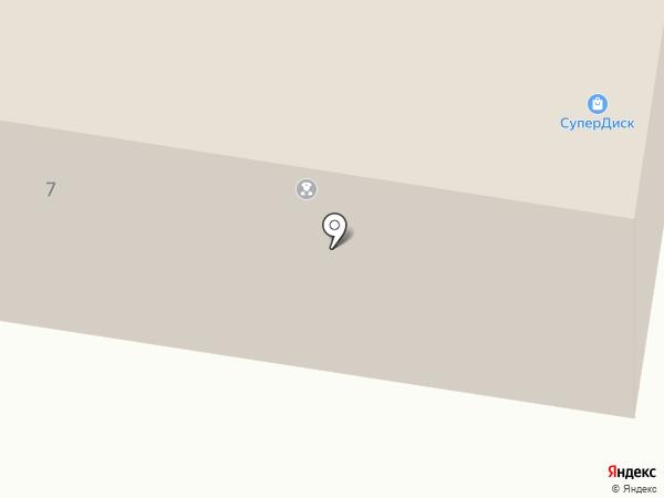 СибМясТорг на карте Братска