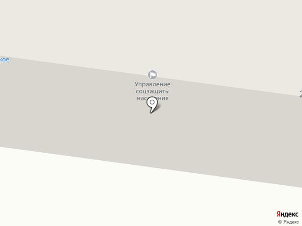Здравствуйте на карте Братска