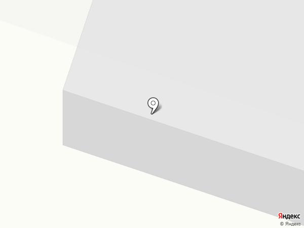 Столовая №12 на карте Братска