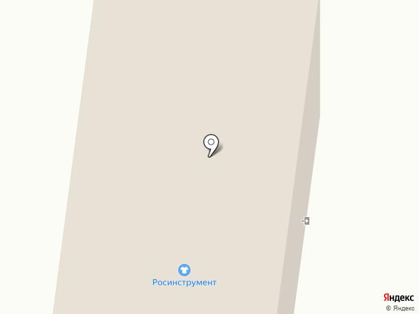 Росинструмент-Сервис на карте Братска