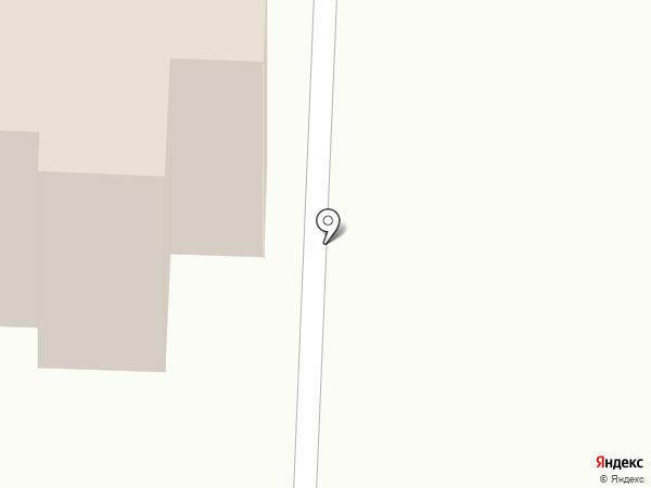 Сарма на карте Братска