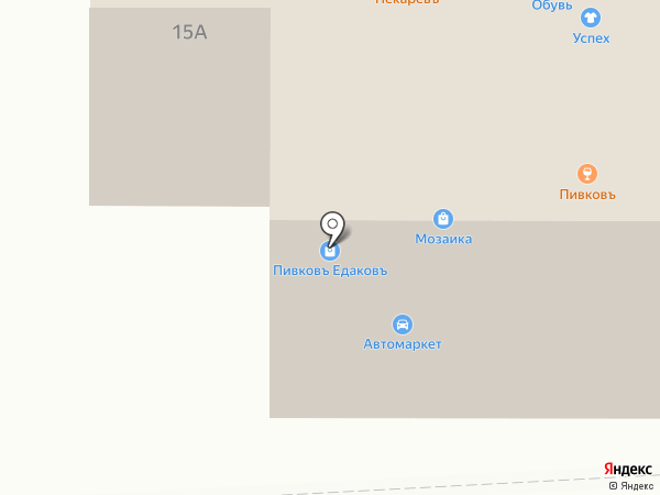 Салон штор на карте Братска