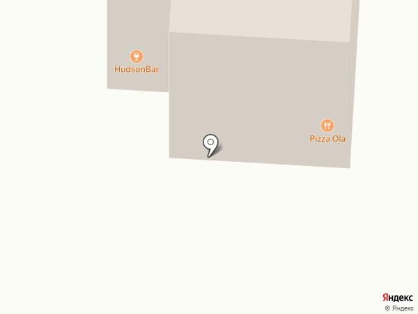 Медея на карте Братска