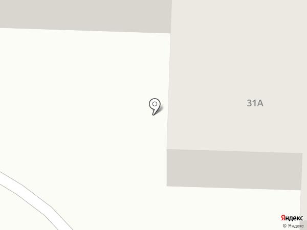 Бухен Хауз на карте Братска