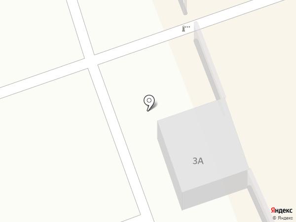 Прогресс-2 на карте Братска