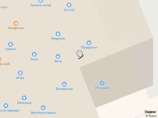 Солярий на карте Братска