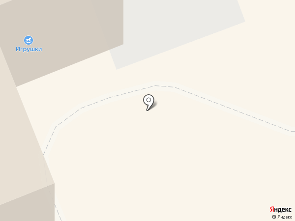 Цветочница на карте Братска