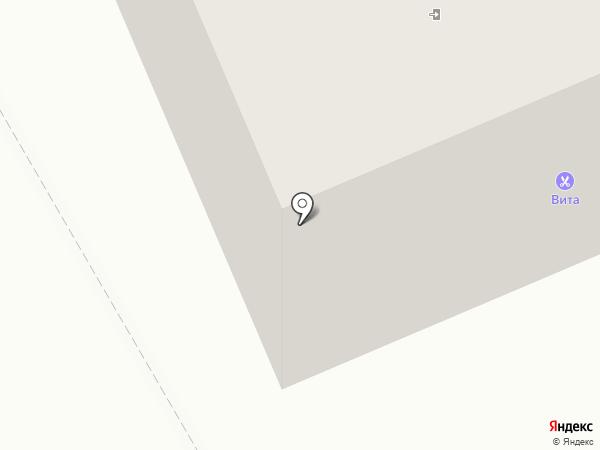 Братские коммунальные системы на карте Братска