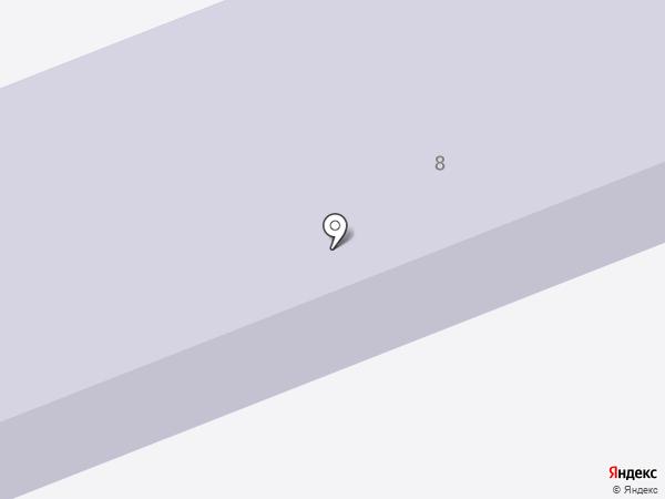 Детский сад №46, Ромашка на карте Братска