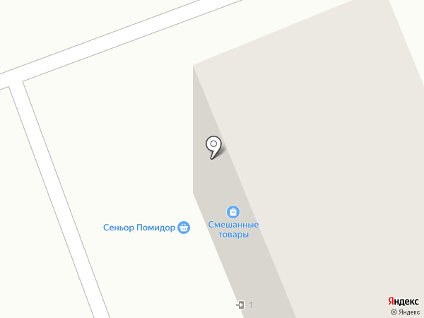 Сеньор Помидор на карте Братска