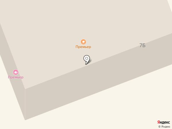 Премьер на карте Братска