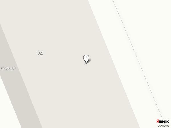 Барбарис на карте Братска