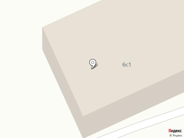 Рублёвка на карте Братска