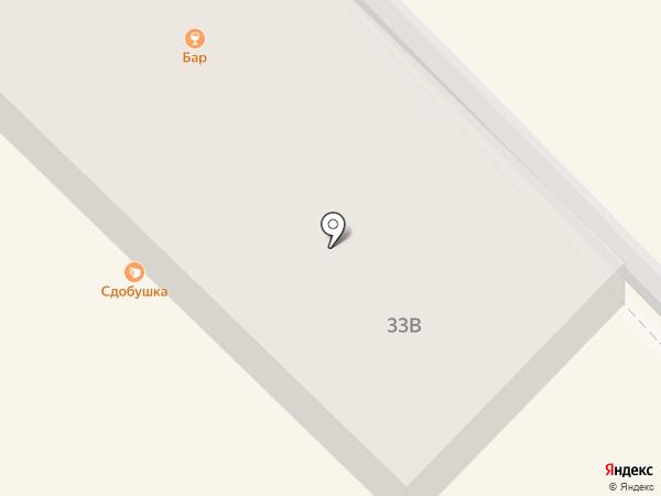 Мармелад на карте Братска
