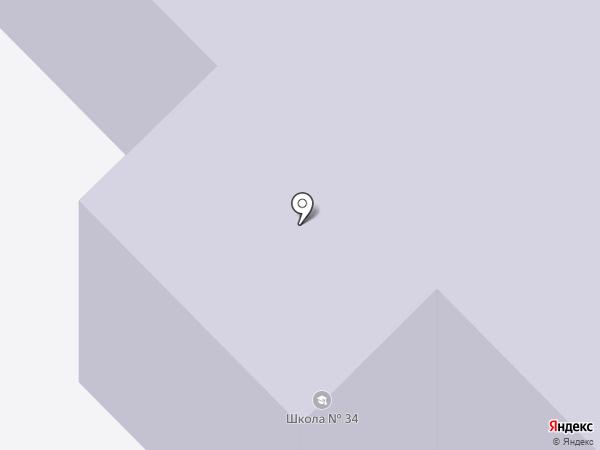Фиеста на карте Братска