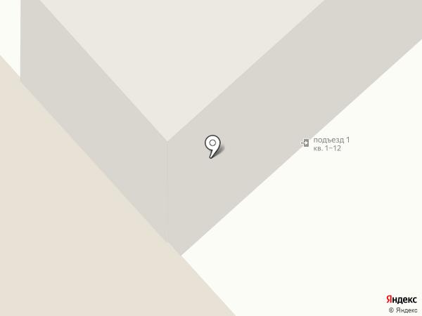Импульс на карте Братска