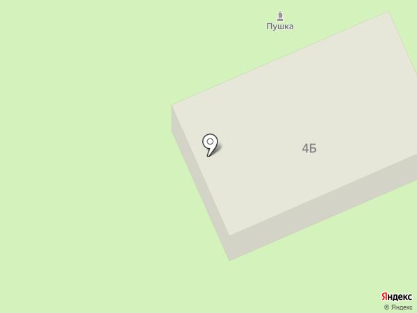 Парк культуры и отдыха муниципального образования г. Братска на карте Братска