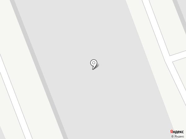 Автолюбитель-2 на карте Братска