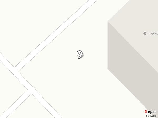 Колибри на карте Братска