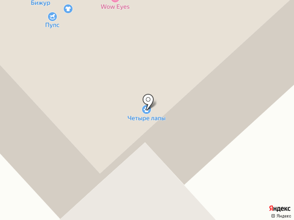 Смокинг на карте Братска